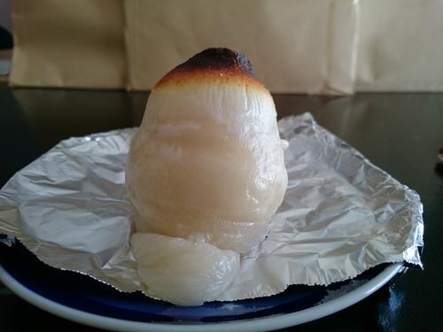 お供え餅の姿焼き−3.JPG