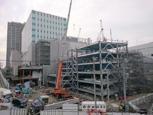 二俣川駅南口再開発−1 20170930.JPG