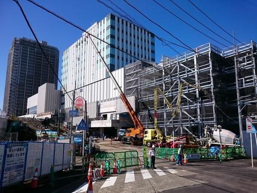 二俣川駅南口再開発−1 20171030.JPG