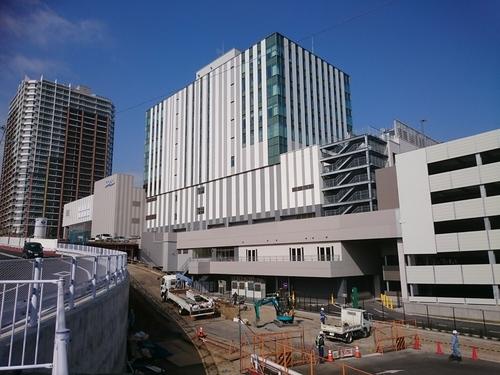 二俣川駅南口再開発−18 20180331.JPG