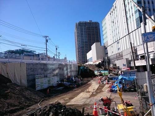 二俣川駅南口再開発−2 20171030.JPG