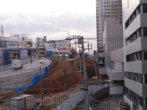 二俣川駅南口再開発−2 20171231.JPG