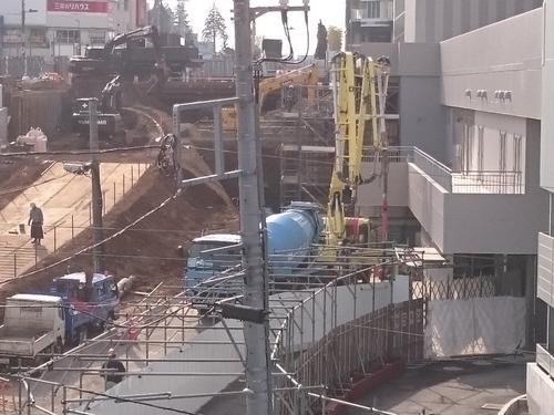 二俣川駅南口再開発−2 20180131.JPG