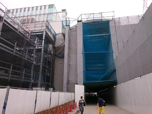 二俣川駅南口再開発−3 20170930.JPG