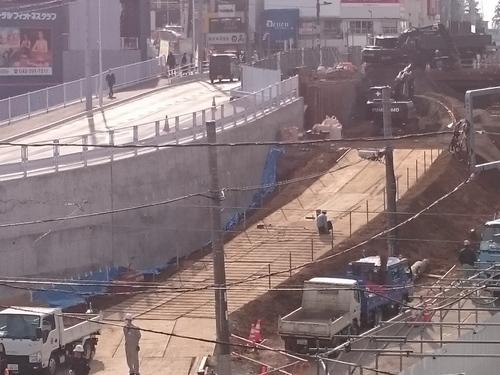二俣川駅南口再開発−3 20180131.JPG