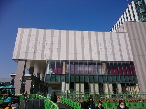 二俣川駅南口再開発−3 ジョイナステラス 20180209.JPG