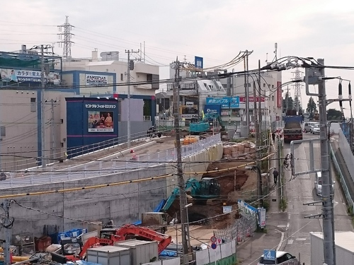 二俣川駅南口再開発−4 20170930.JPG