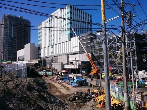 二俣川駅南口再開発−4 20171030.JPG