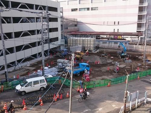 二俣川駅南口再開発−4 20180131.JPG