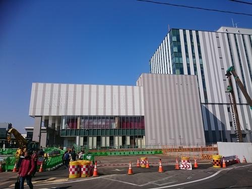 二俣川駅南口再開発−4 ジョイナステラス 20180209.JPG