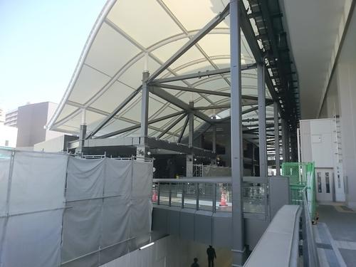 二俣川駅南口再開発−6 20180331.JPG
