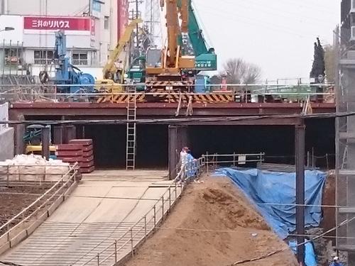 二俣川駅南口再開発−7 20180226.JPG
